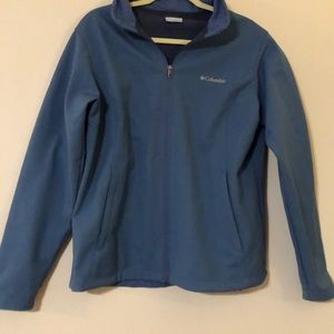 Columbia lined wind resistant jacket XL